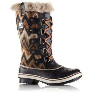 Sorel Women's Tofino Chevron Boots Size 8.5